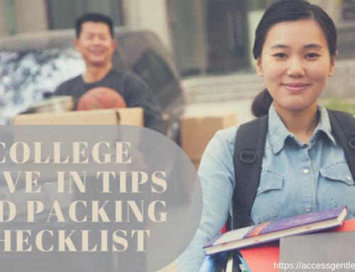 College Move-In Tips and Packing Checklist