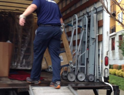 Preparing for a Bellevue Move Part: Moving Day