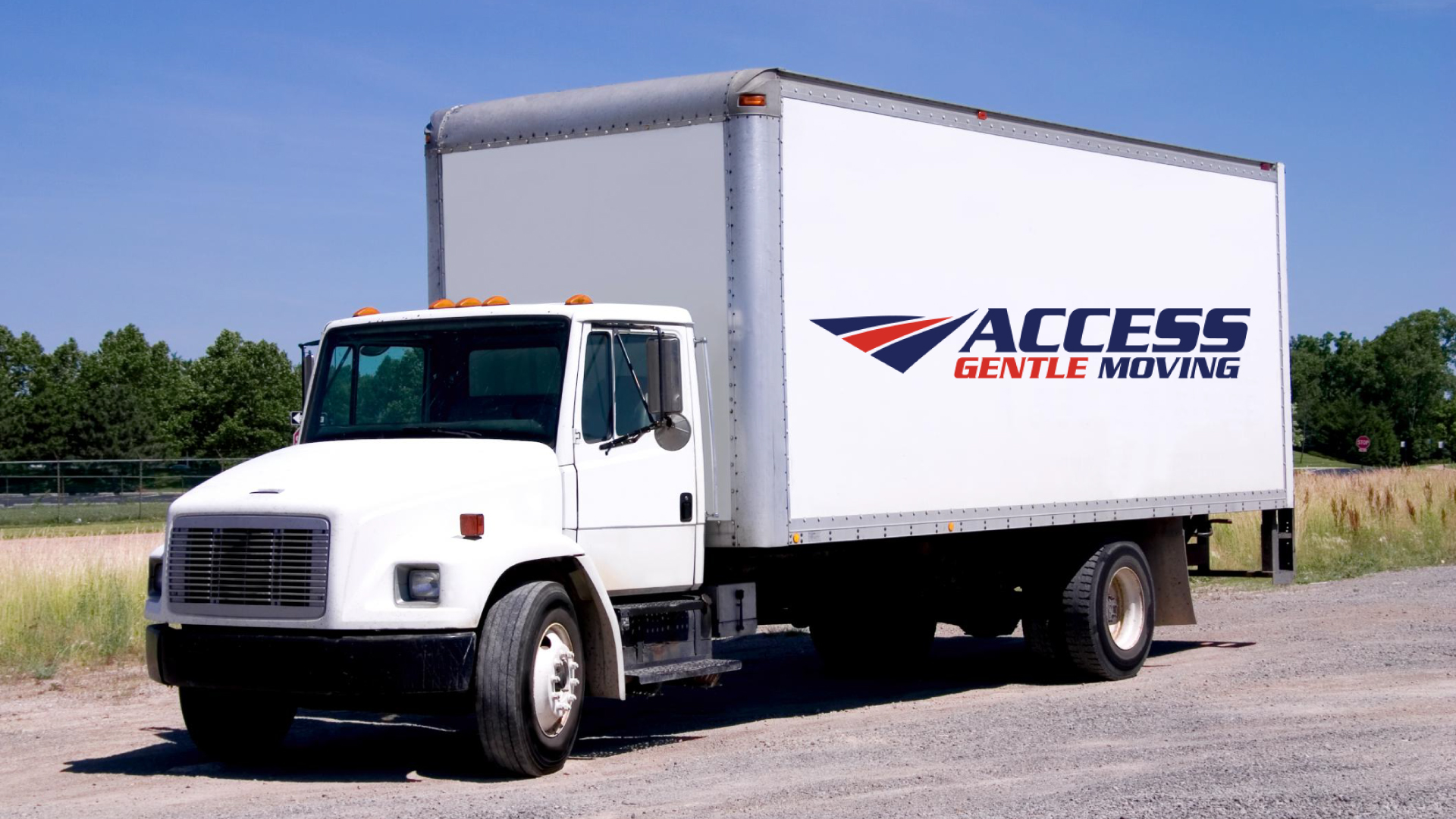 Access Gentle Moving truck