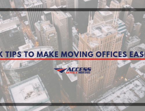 Six Tips to Make Moving Offices Easier