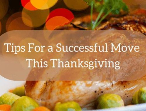 Tips For a Successful Move This Thanksgiving