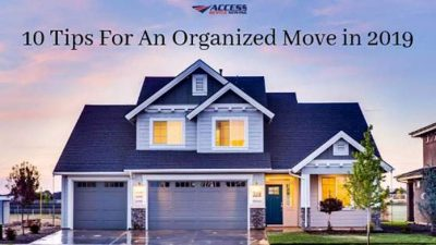 organized move tips
